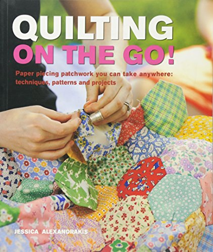9781844489022: Quilting on the Go