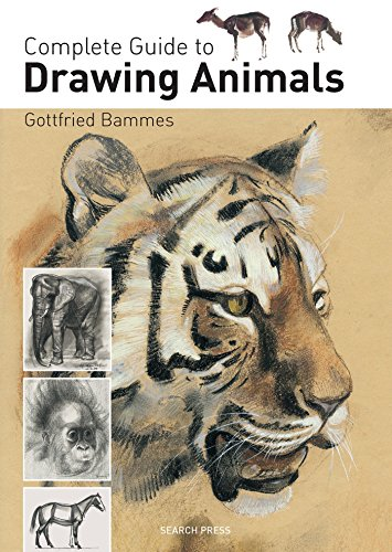 9781844489213: Complete Guide to Drawing Animals