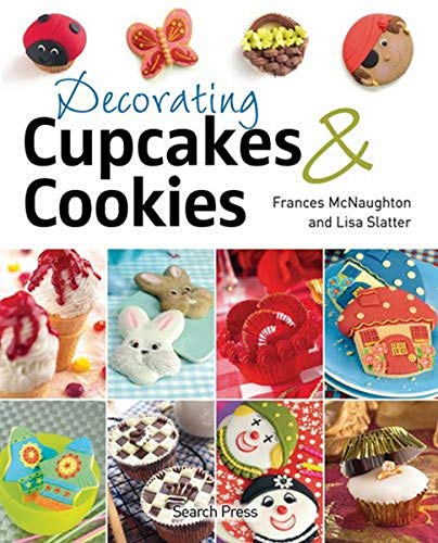 9781844489398: Decorating Cupcakes & Cookies