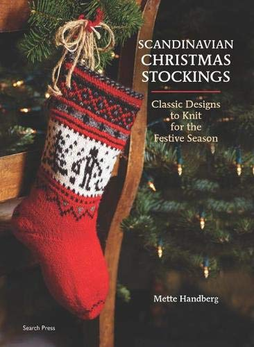 9781844489442: Scandinavian Christmas Stockings: Classic Designs to Knit for the Festive Season