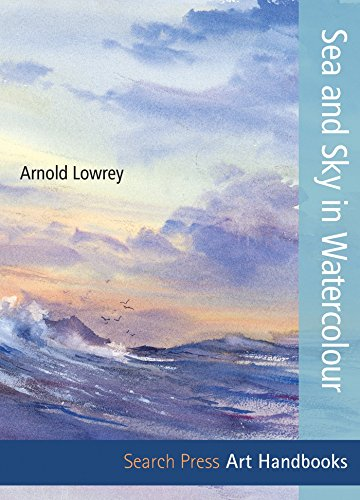 9781844489848: Sea and Sky in Watercolour (SBSLA21) (Step-by-Step Leisure Arts)