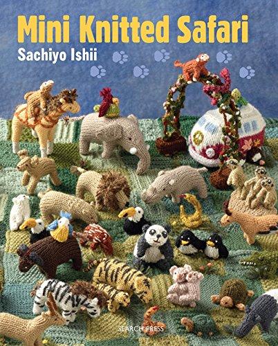9781844489916 Mini Knitted Safari 27 Tiny Animals To Knit