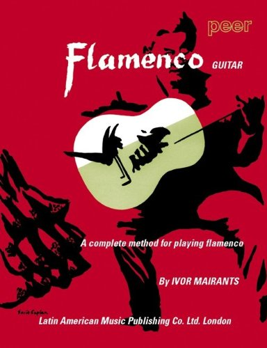 Flamenco Guitar (Guitar / Instrumental Tutor): Mairants, Ivor (Artist)
