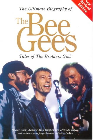"""9781844490578: The """"Bee Gees"""": Tales of the Brothers Gibb"""