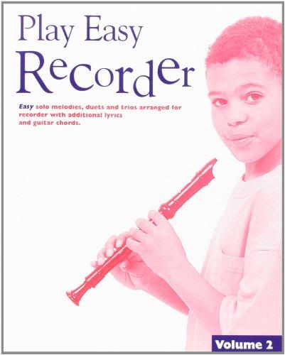 9781844490653: Play Easy Recorder: Vol 2