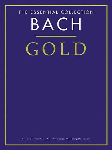 9781844491216: Bach Gold: The Essential Collection (The Gold Series)