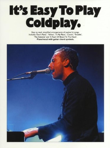 """Coldplay """" : It's Easy To Play: Coldplay"""