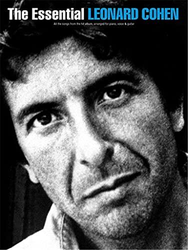 ESSENTIAL LEONARD COHEN: (Piano, Voice, Guitar): Cohen, Leonard