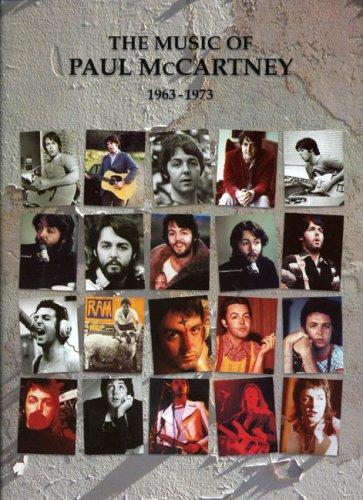 9781844491995: The Music of Paul Mccartney 1963-1973: 1963-1973 Pt.1