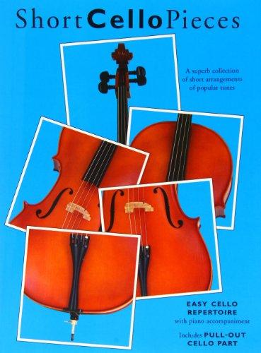 9781844492503: SHORT CELLO PIECES VLC BOOK