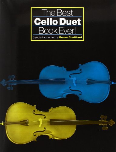 9781844493456: The Best Cello Duet Book Ever]