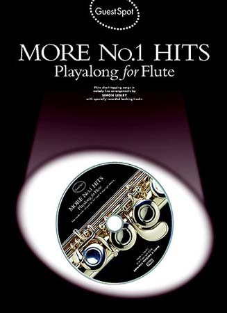 9781844493463: Guest Spot: More No.1 Hits Playalong for Flute
