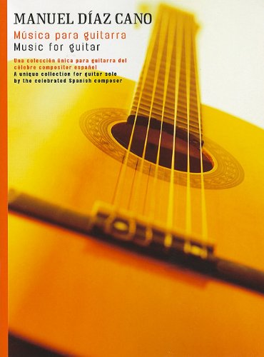 9781844493517: Music for Guitar: (Musica para Guitarra)