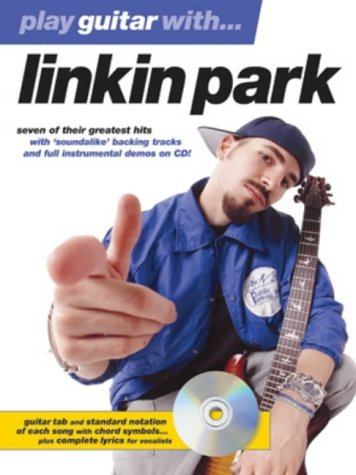 9781844493722: Play Guitar With. Linkin Park Tab Book/Cd