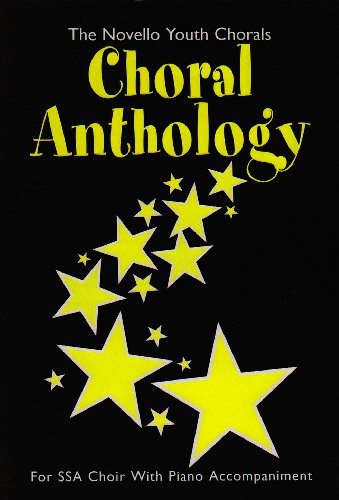 9781844494712: Choral Anthology: For SSA Choir with Piano Accompaniment