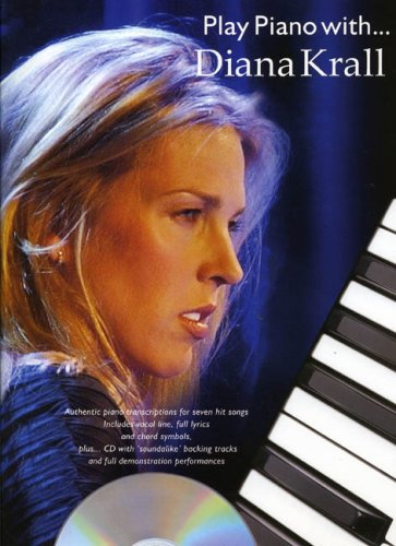 9781844494736: Play Piano with Diana Krall