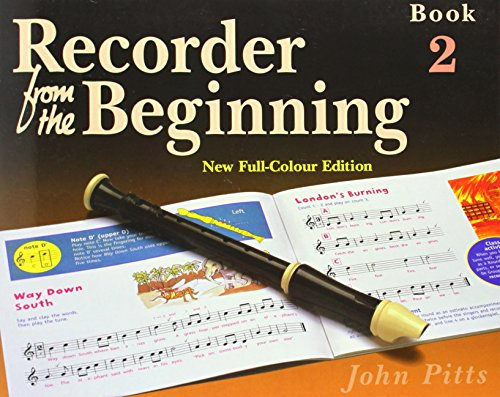 9781844495238: Recorder from the Beginning - Book 2: Full Color Edition (Bk. 2)