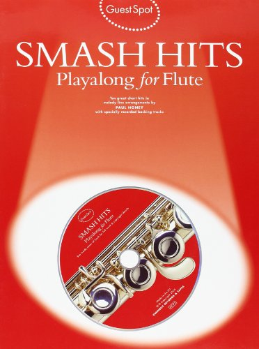 9781844495719: Guest Spot: Smash Hits Playalong For Flute (2004 Edition)