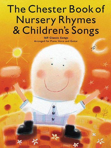 9781844495757: The Chester Book Of Nursery Rhymes & Children's Songs