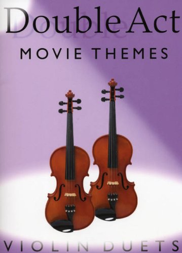 9781844496242: Double Act Movie Themes: Violin Duets