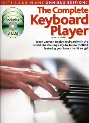 9781844496273: The Complete Keyboard Player: Omnibus Edition (Revised Edition)
