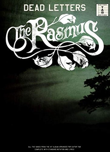 9781844496662: The Rasmus: Dead Letters TAB