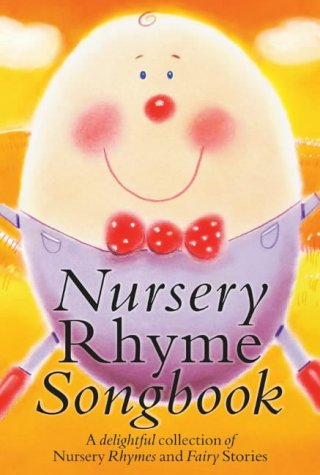 Nursery Rhyme Songbook. Sheet Music for Voice,
