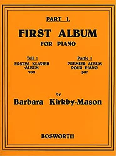 9781844497065: Barbara Kirkby-Mason: Part 1: First Album for Piano