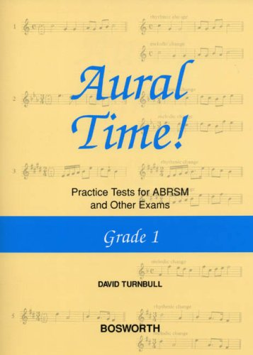 TURNBULL AURAL TIME GRD1 PIANO: David Turnbull