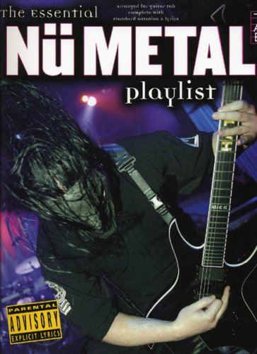 9781844497225: The Essential Nu-Metal Playlist: For Guitar TAB