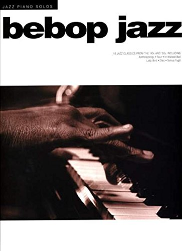 9781844497348: Bebop Jazz: Jazz Piano Solos