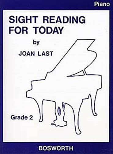 9781844497393: Sight Reading For Today: Piano Grade 2