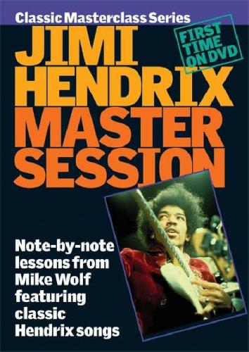 9781844497829: Jimi Hendrix Master Session