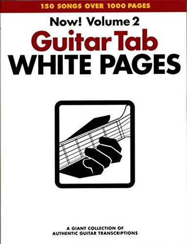 9781844498147: Guitar TAB White Pages: v. 2