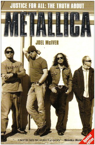 9781844498284: Justice for All: The Truth About Metallica