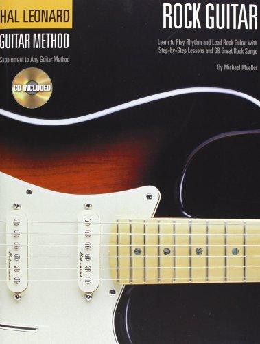 9781844498376: Hal Leonard Guitar Method Rock Guitar Gtr