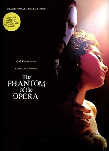Phantom of the Opera Piano Vocal