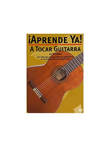 9781844499755: Aprende Ya A Tocar Guitarra DVD Edition