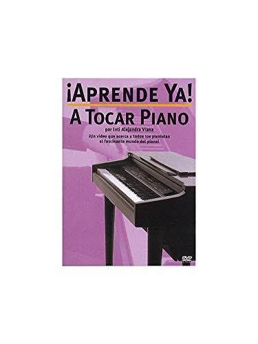 9781844499762: Aprende Ya! Tocar Piano [DVD]