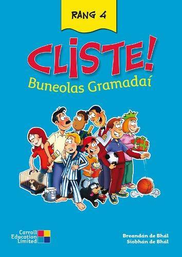 9781844500888: Cliste 4th Class (Irish Edition)