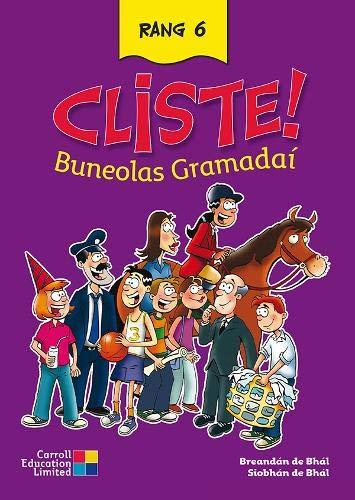 9781844501397: Cliste 6th Class (Irish Edition)