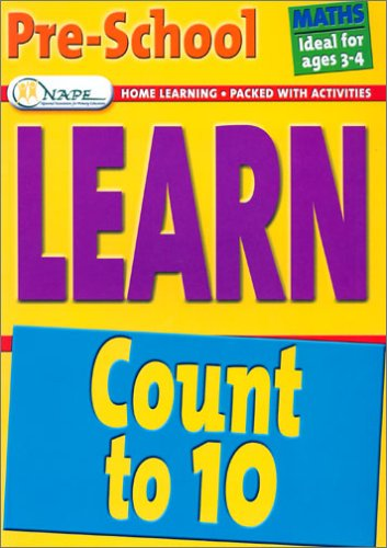 9781844510016: Learn Maths Pre-School
