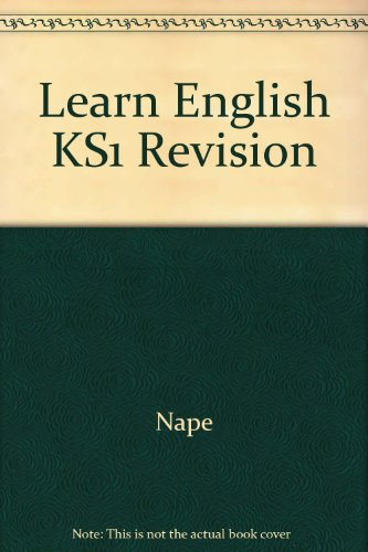 9781844510214: Learn English KS1 Revision