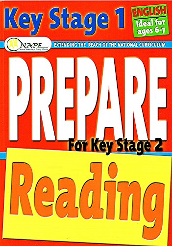 9781844511488: Key Stage 1: Prepare For Stage 2 Reading