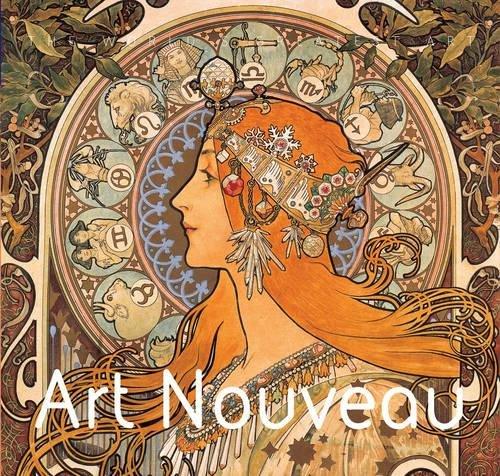Art Nouveau (The World's Greatest Art): De la Bedoyere,