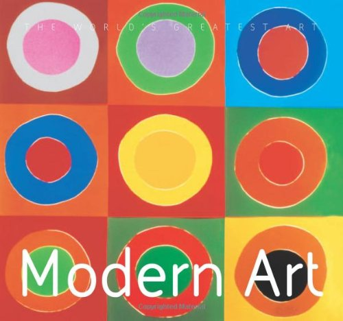Modern Art (The World's Greatest Art) (1844512665) by Kerrigan, Michael