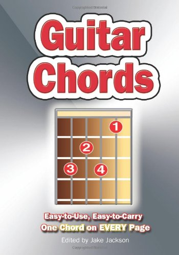 9780857752635: Guitar Chords: Easy-to-Use, Easy-to-Carry, One Chord ...