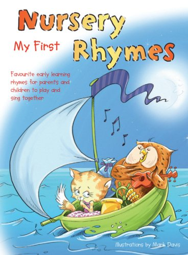 My First Nursery Rhymes: Favourite Early Learning Rhymes for the Parents and Children to Play ...