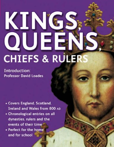 9781844514571: Kings, Queens, Chiefs and Rulers (Source Book)