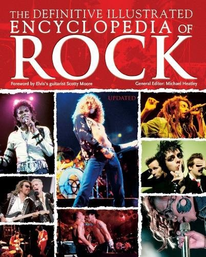 9781844515219: The Definitive Illustrated Encyclopedia of Rock